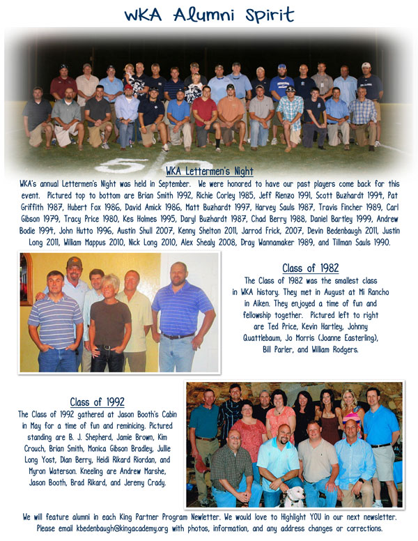 Alumni Page 1 2012-13 | Alumni