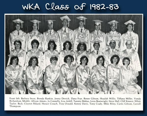 Class of 1983 2013 | WKA Alumni 1981-1990
