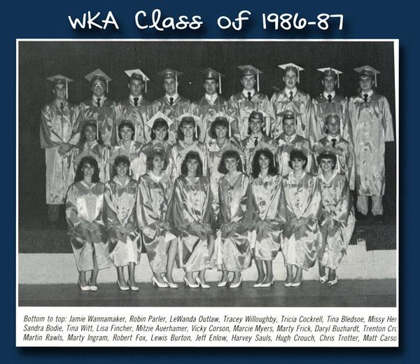 Class of 1987 2013 | WKA Alumni 1981-1990