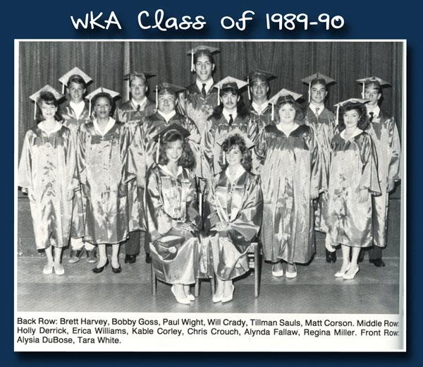 Class of 1990 2013 | WKA Alumni 1981-1990