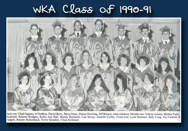 Class of 1991 2013 | WKA Alumni 1991-2000