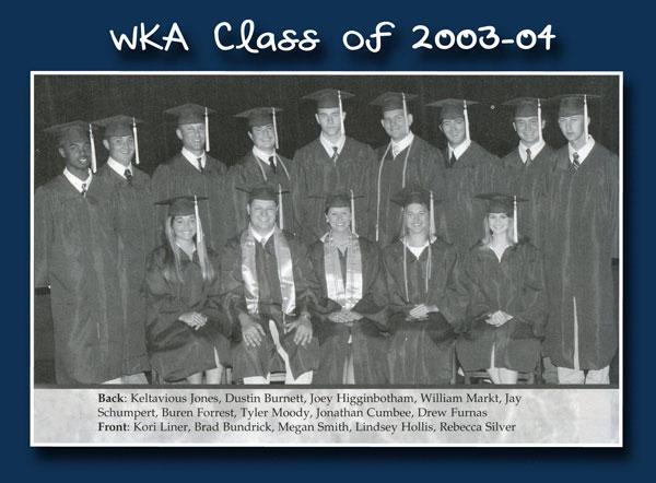 Class of 2004 2013 | WKA Alumni 2001-2010