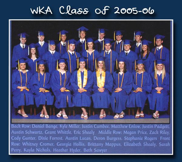 Class of 2006 2013 | WKA Alumni 2001-2010