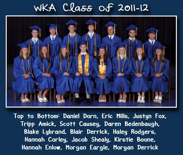 Class of 2012 2013 | WKA Alumni 2011-Present