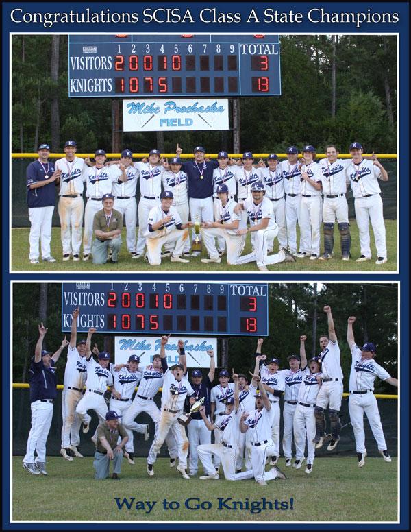 Baseball State Champions Pg 1 2013 | Varsity Baseball