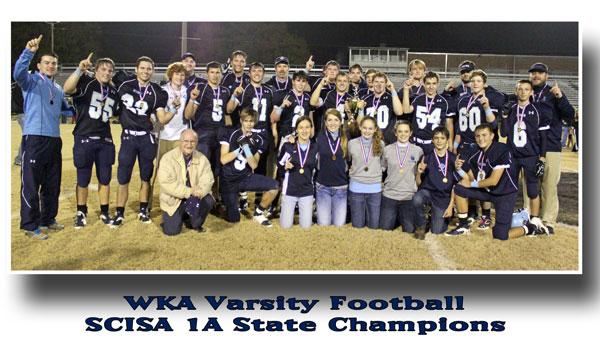 Football Varsity Image 2013 | Varsity Football