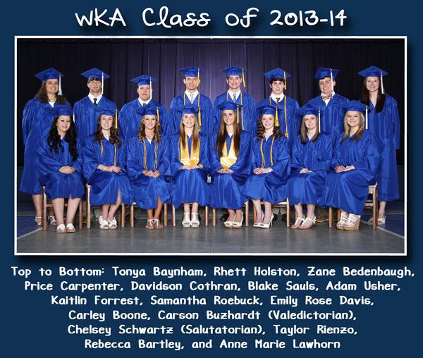 Class of 2013-14 Image | WKA Alumni 2011-Present