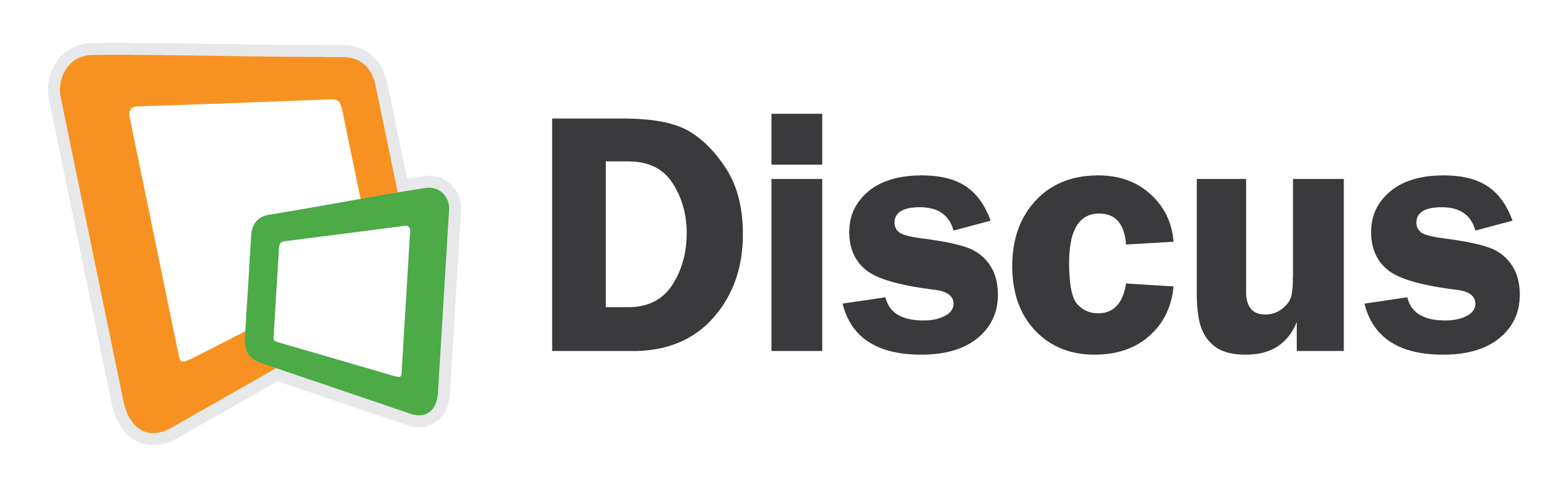 Discus Logo | Library