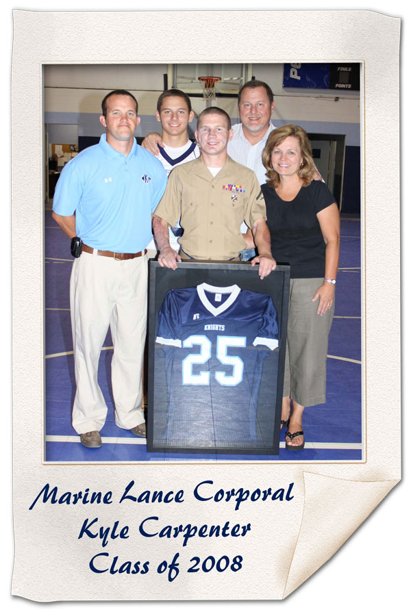 Kyle Carpenter Image Alumni 3.12.15 | Notable