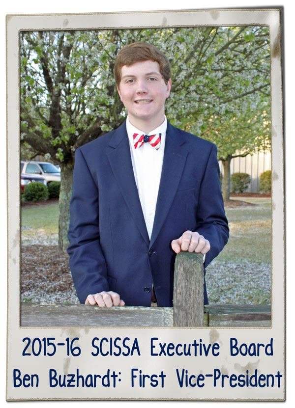 SCISSA Ben B Executive Board 3.26.15 # 2 | SCISSA Executive Board