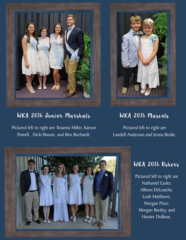 Graduation 2016 pg 3 5.30.16   Stats & Honors