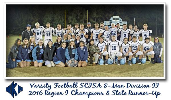 2016 Var Football Region 1 Champs & State Runner Up Team Pic | Varsity Football
