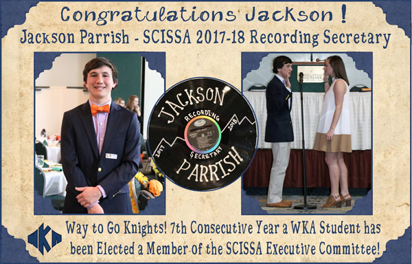 SCISSA Student Council Jackson 3.9.17 | Student Government
