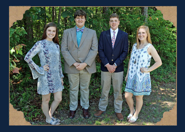 2017-18 Student Body Officers pg 2 | Student Government