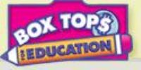 Box Tops for Education Logo | Parents' Association