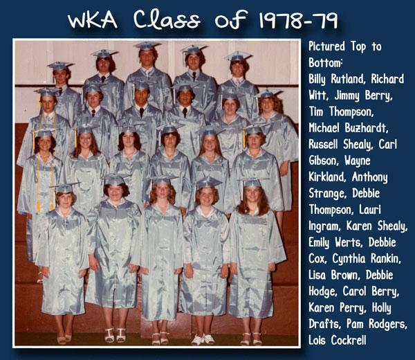 Class of 1979 2013 | WKA Alumni 1972-1980