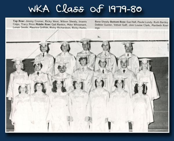 Class of 1980 2013 | WKA Alumni 1972-1980