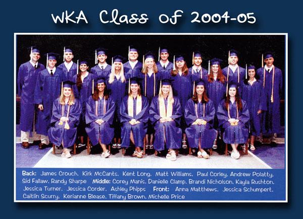 Class of 2005 2013 | WKA Alumni 2001-2010