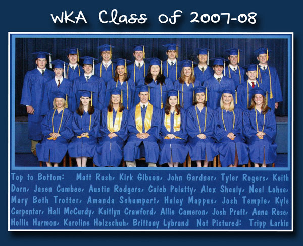 Class of 2008 2013 | WKA Alumni 2001-2010