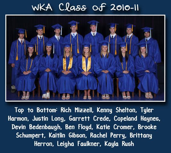 Class of 2011 2013 | WKA Alumni 2011-Present