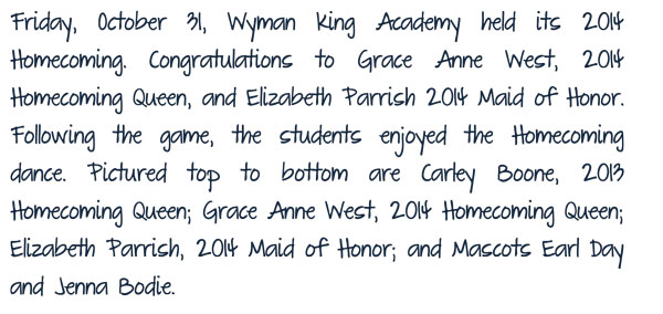 Homecoming Queen 2014 Image Page 2 | Homecoming