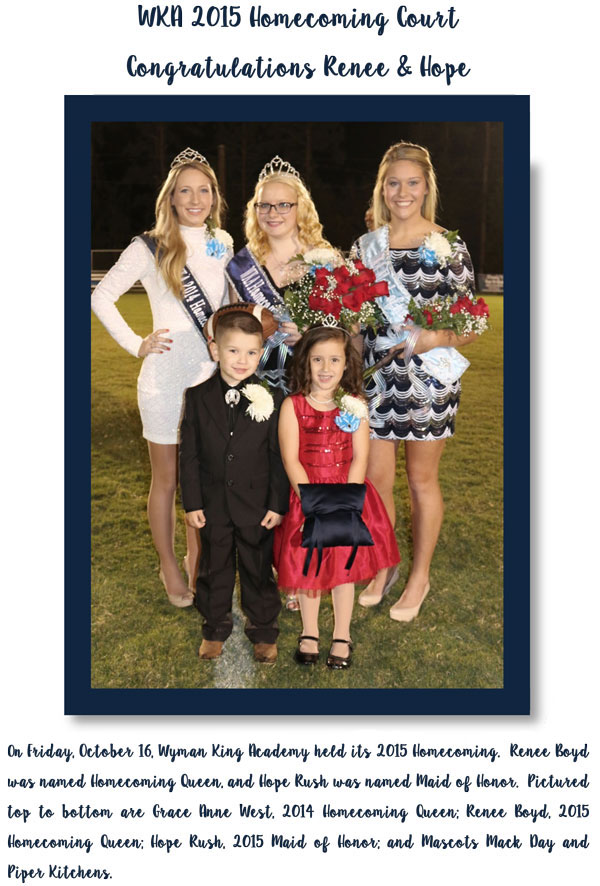 Homecoming Queen 2015 10.20.15 | Homecoming