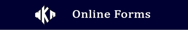 Heading Online Forms 2016 | Online Forms