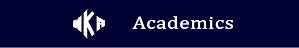 Heading Academics 2016 | Academics