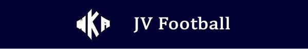 Heading 2016 JV Football | JV Football