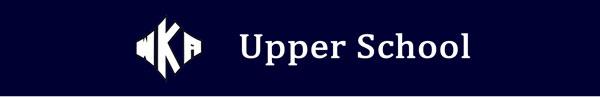 Heading 2016 Upper School | Upper School