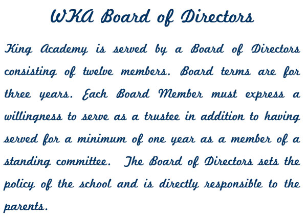 2017 Board of Directors Pg 1 | Board of Trustees