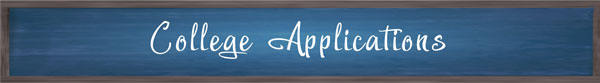 College Guidance College Applic Heading 11.8.18 | College Counseling