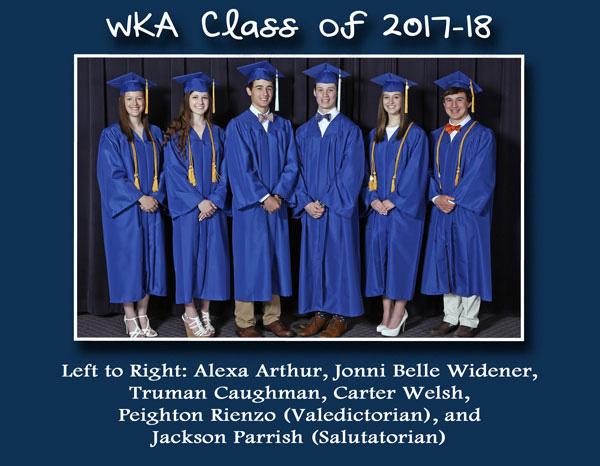 Class of 2017-18 Alumni Page | WKA Alumni 2011-Present 2019