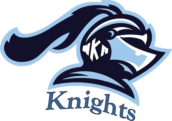 2020 WKA Knights Image for Booster Club Page | Athletic Forms
