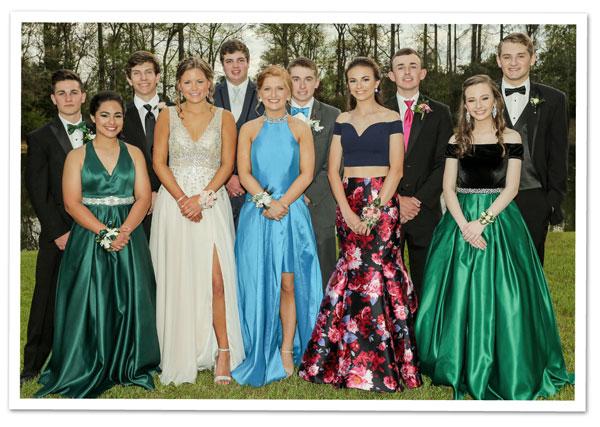 2020-21 Junior Senior Prom Image | Student Life