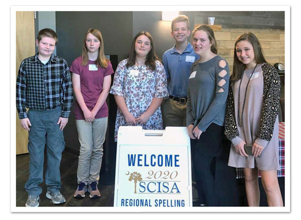 2020-21 MS Spelling Bee | Student Life