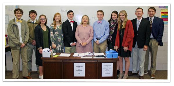 2020-21 HS Math Team Image | Student Life