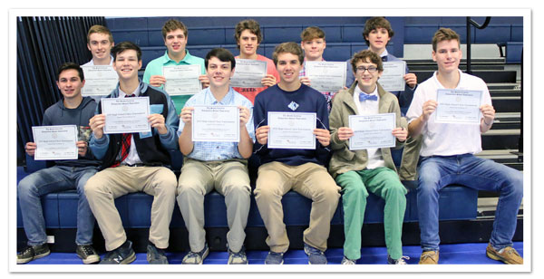 2020-21 Chess Team Image | Student Life