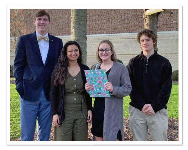 2020-21 Debate Team | Student Life
