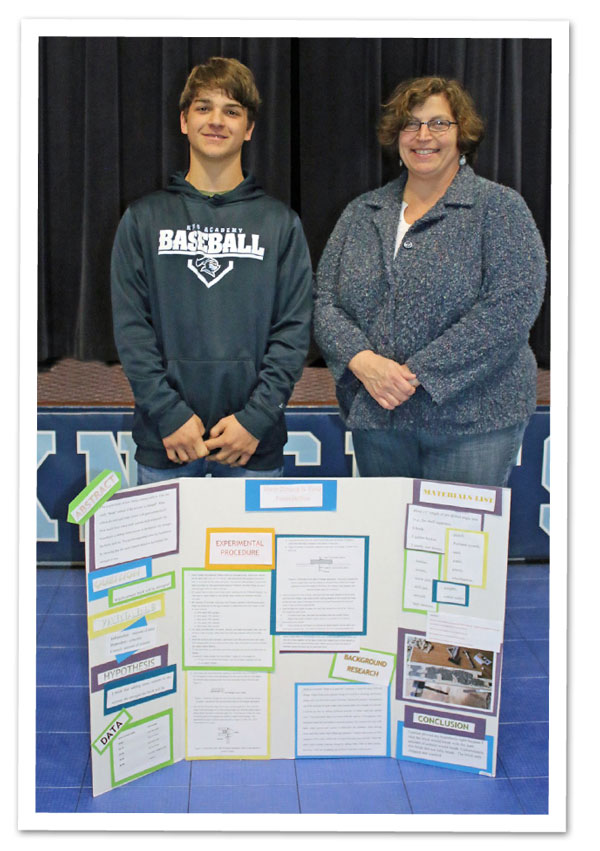 2020-21 Science Fair Image | Student Life