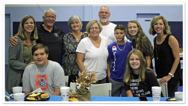 2020-21 Thompson Family Image | Parents