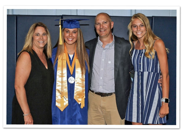 2020-21 Metts Family Image | Parents