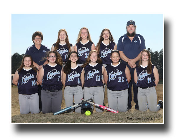 2021 MS Softball Team Picture 3.22.21 | JV Softball